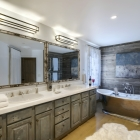 Moon Shadow home renovation master bathroom