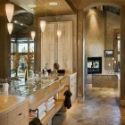 mountain magic luxury home dream master bathroom