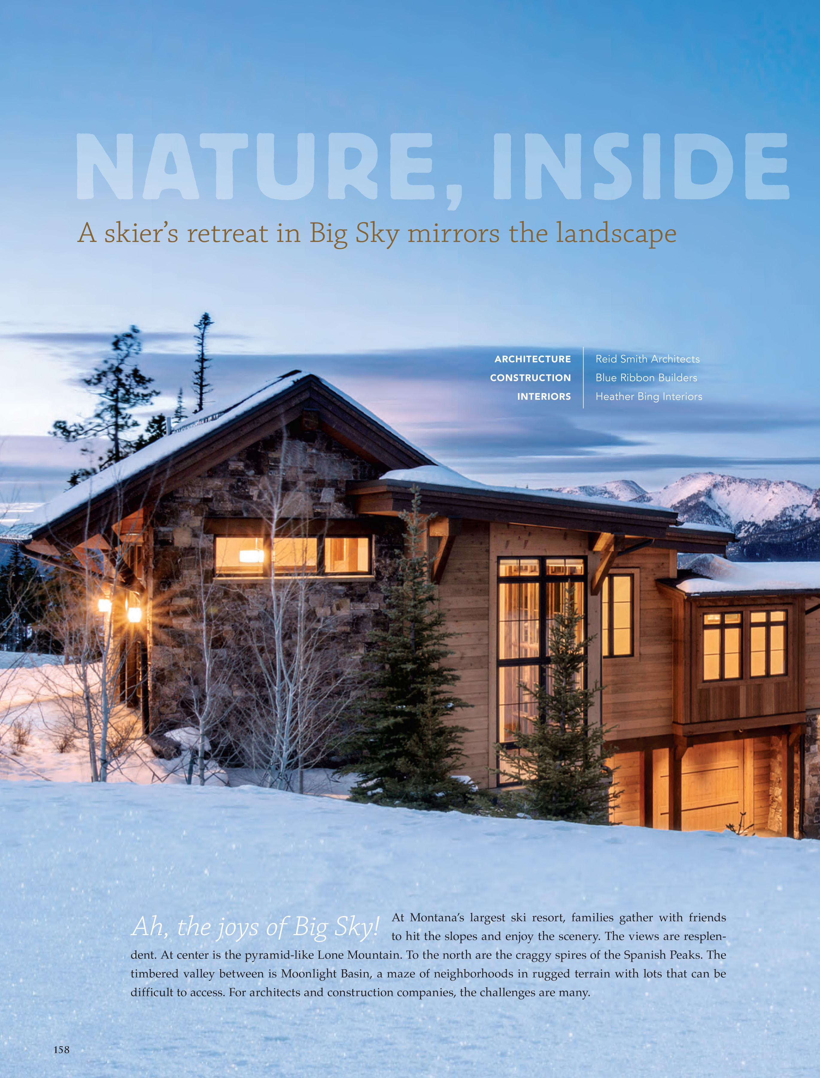High Camp Luxury Mountain House BSJ page 2