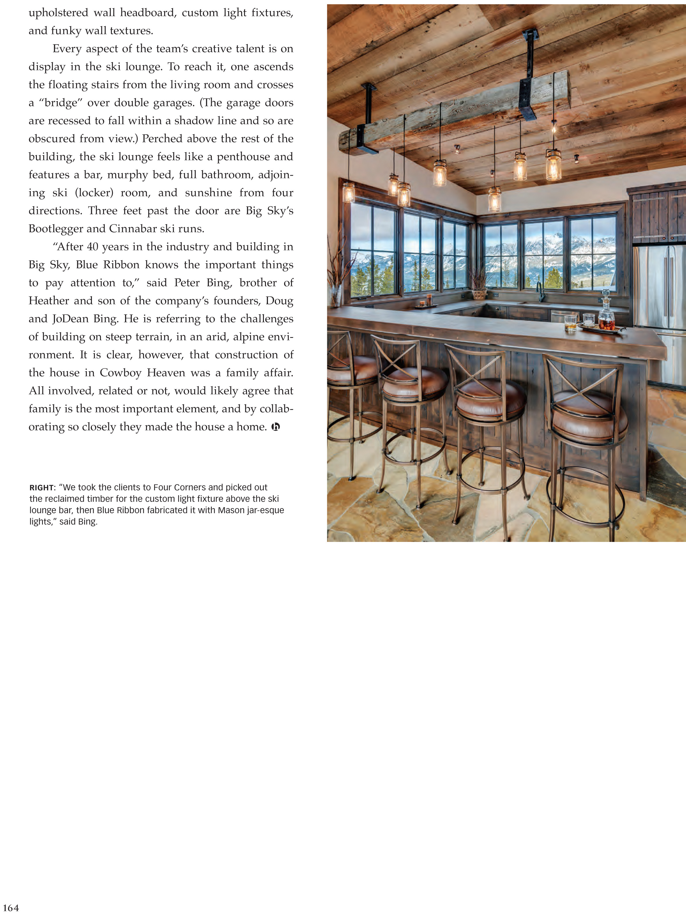 High Camp Luxury Mountain House BSJ page 8