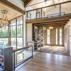 Diamond Hitch Mountain Modern House Loft