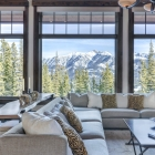 luxury mountain house Living Area (4)