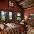 Madison Valley Ranch - Guest Room