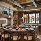Six Shooter Custom House - Dream Kitchen
