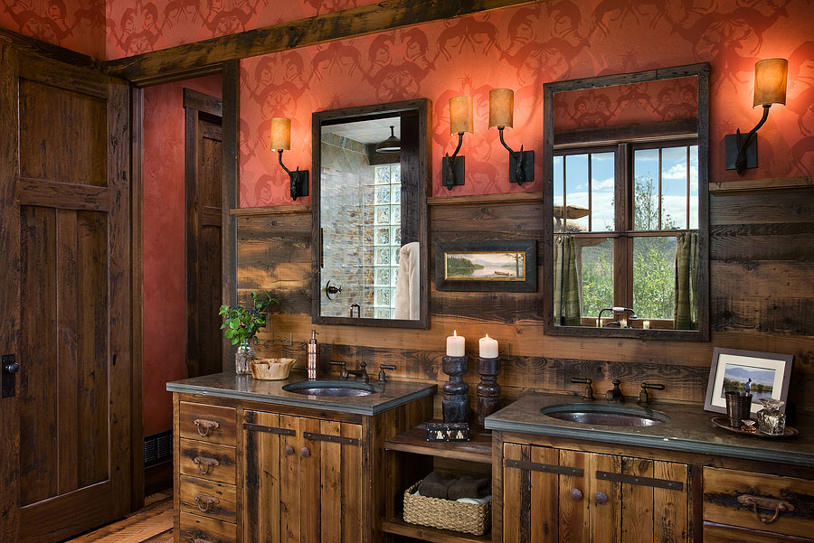 Bathrooms Luxury Custom Home Builders Dream About Blue