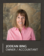 JoDean Bing Big Sky Builder Montana