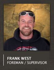 Frank West Construction Foreman Jobs Big Sky Montana